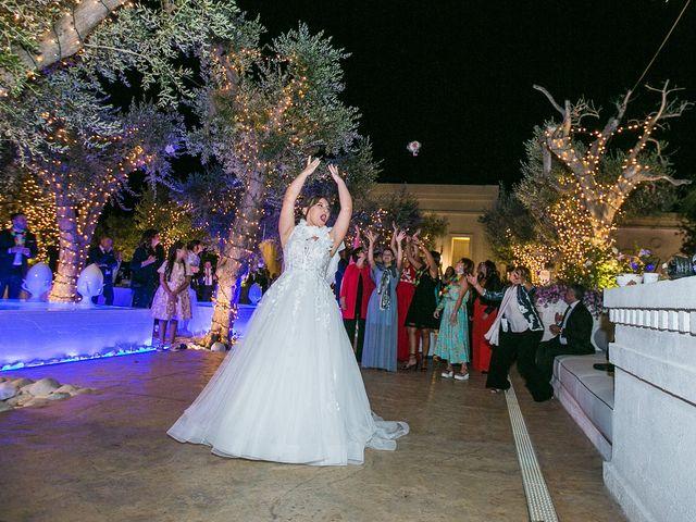 Il matrimonio di Grazia e Leo a Gravina in Puglia, Bari 77