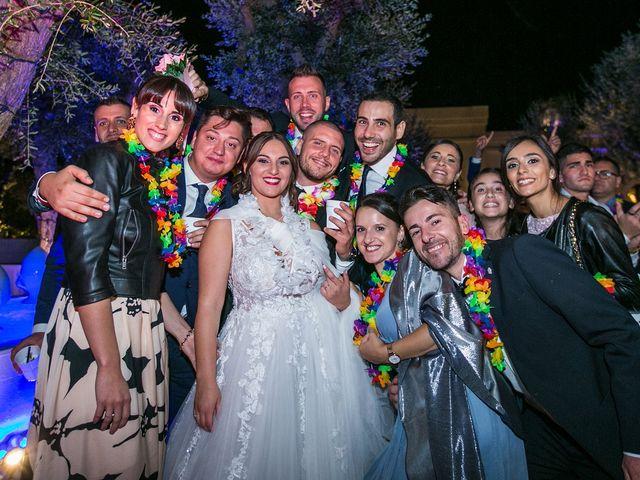 Il matrimonio di Grazia e Leo a Gravina in Puglia, Bari 78