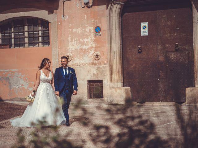 Il matrimonio di Grazia e Leo a Gravina in Puglia, Bari 79