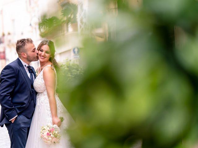 Il matrimonio di Grazia e Leo a Gravina in Puglia, Bari 80