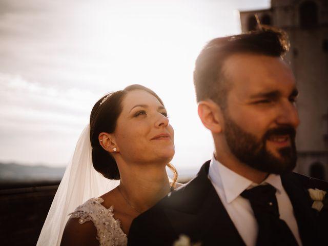 Il matrimonio di Agon e Linda a Gubbio, Perugia 21