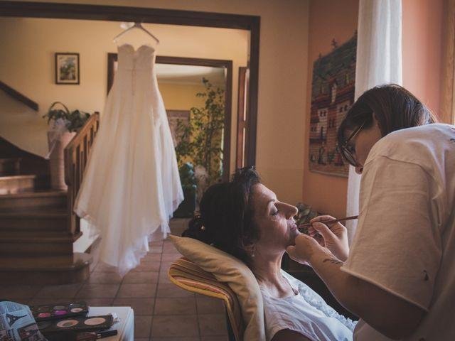 Il matrimonio di Simone e Letizia a Pistoia, Pistoia 19