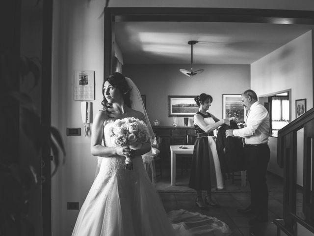 Il matrimonio di Simone e Letizia a Pistoia, Pistoia 22