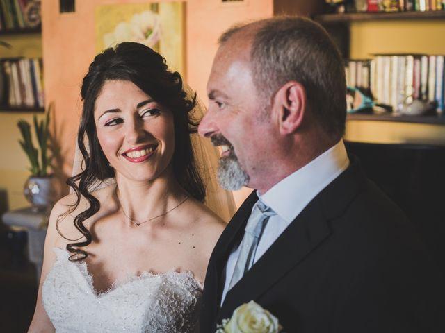 Il matrimonio di Simone e Letizia a Pistoia, Pistoia 23