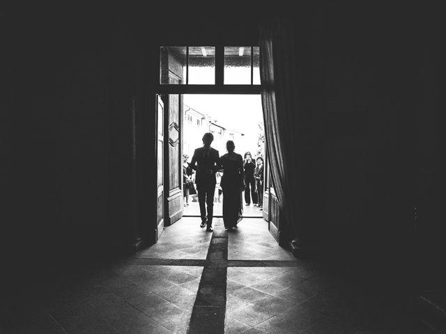 Il matrimonio di Simone e Letizia a Pistoia, Pistoia 25