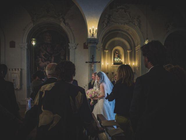 Il matrimonio di Simone e Letizia a Pistoia, Pistoia 26