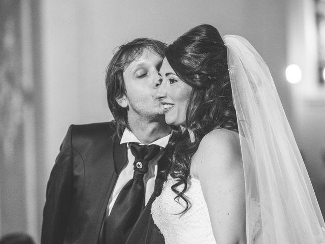 Il matrimonio di Simone e Letizia a Pistoia, Pistoia 27