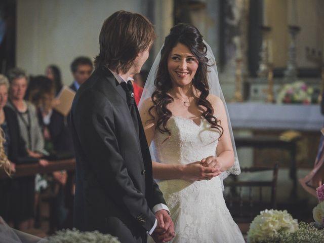 Il matrimonio di Simone e Letizia a Pistoia, Pistoia 30