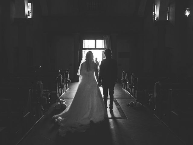 Il matrimonio di Simone e Letizia a Pistoia, Pistoia 32