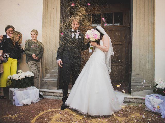 Il matrimonio di Simone e Letizia a Pistoia, Pistoia 33
