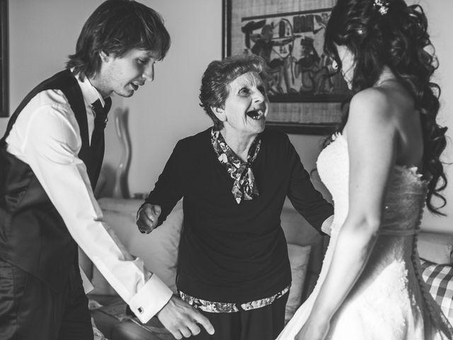 Il matrimonio di Simone e Letizia a Pistoia, Pistoia 1