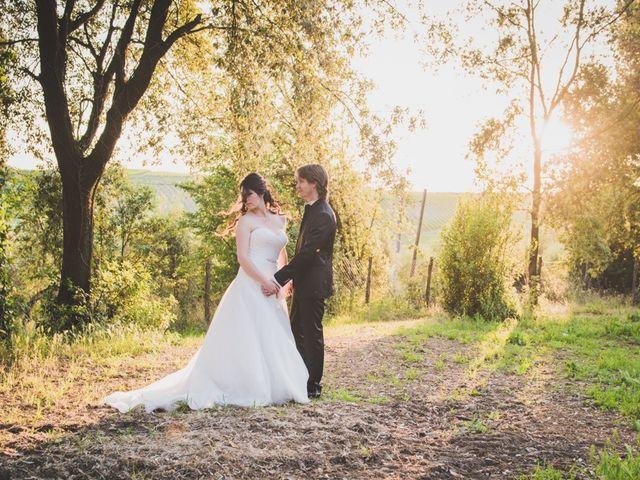 Il matrimonio di Simone e Letizia a Pistoia, Pistoia 35