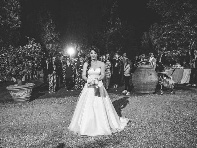 Il matrimonio di Simone e Letizia a Pistoia, Pistoia 37