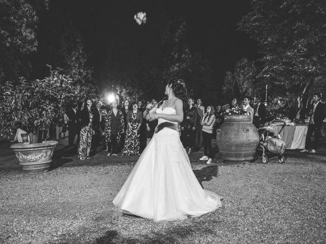 Il matrimonio di Simone e Letizia a Pistoia, Pistoia 38
