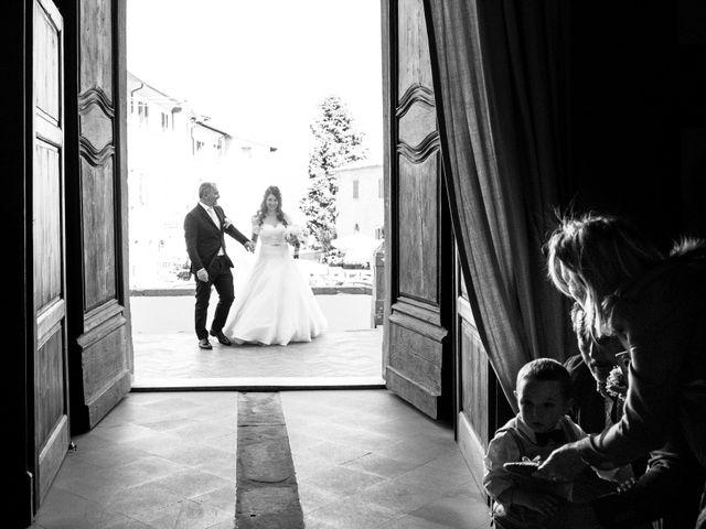 Il matrimonio di Simone e Letizia a Pistoia, Pistoia 2
