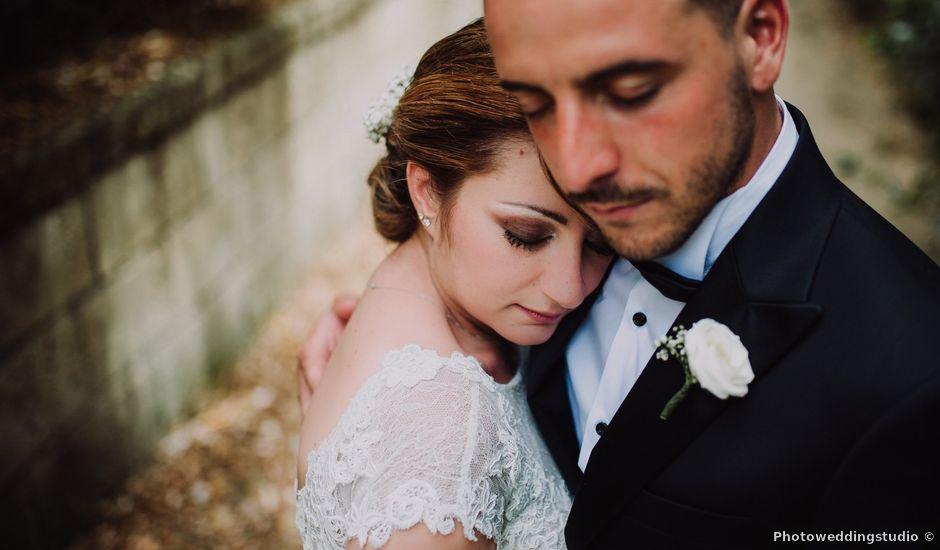 Il matrimonio di Francesco e Katia a Napoli, Napoli