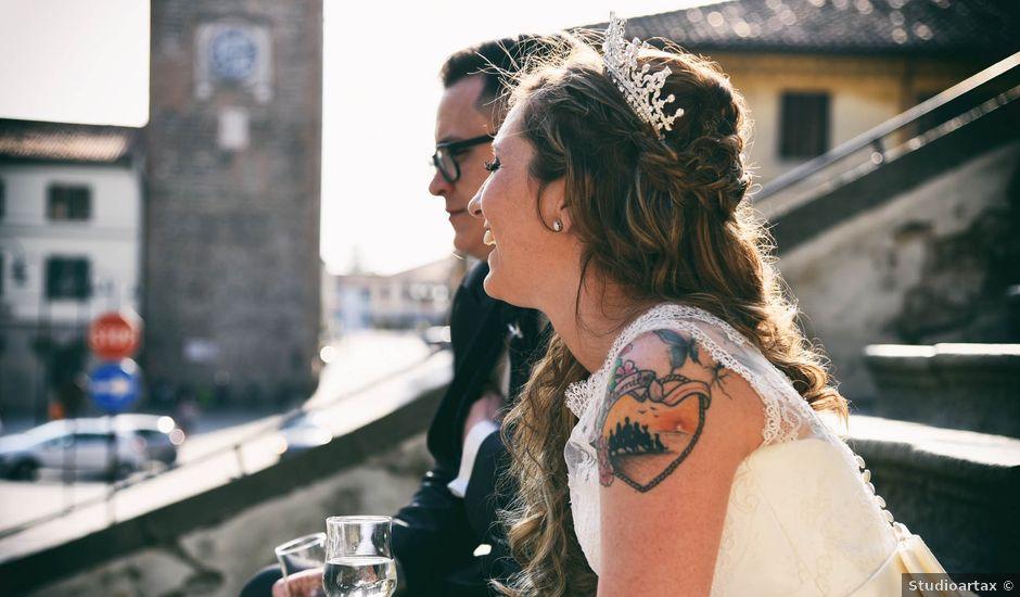 Il matrimonio di Matteo e Rita a Monselice, Padova