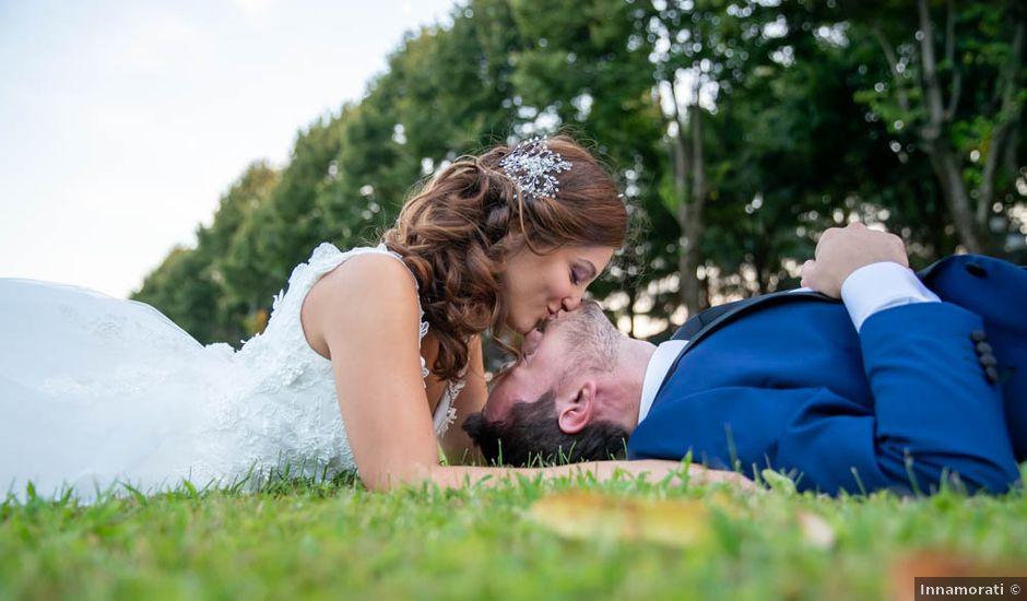 Il matrimonio di Gabriele e Francesca a Rovato, Brescia