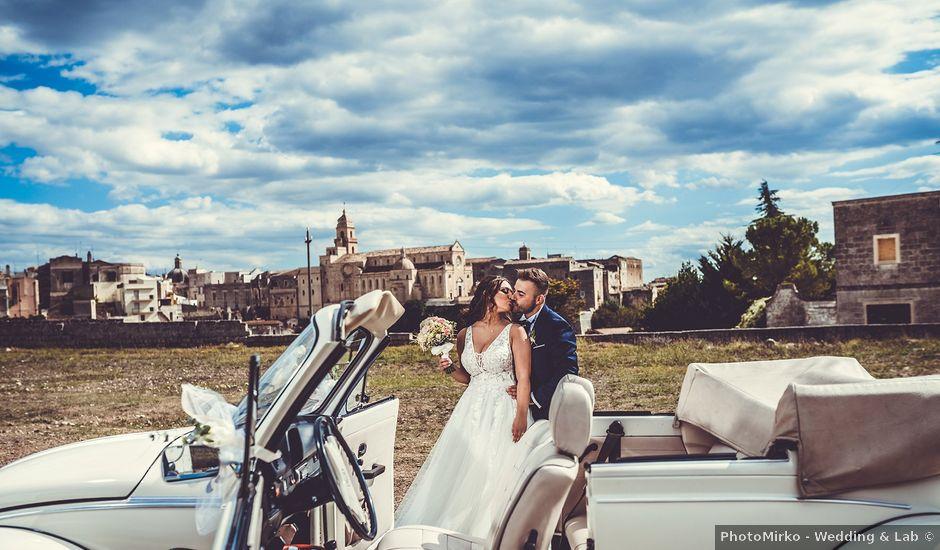 Il matrimonio di Grazia e Leo a Gravina in Puglia, Bari