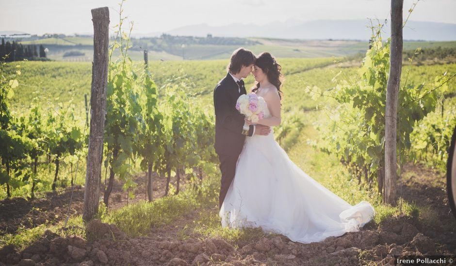 Il matrimonio di Simone e Letizia a Pistoia, Pistoia