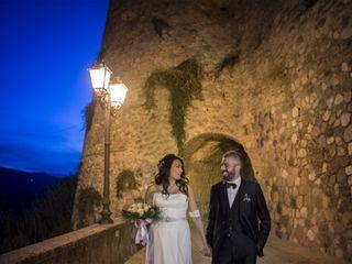 Le nozze di Marianna e Manolo