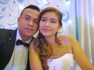Le nozze di Joselyn Martinez  e Mateo Burgos