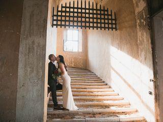 Le nozze di Tuuli e Matteo