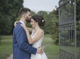 Le nozze di Patrizia e Matteo