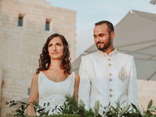 Le nozze di Marianna e Hasan