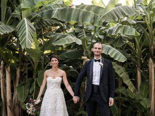 Le nozze di Ilenia e Marcello