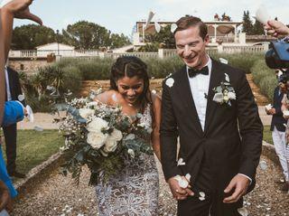 Le nozze di Camila e Rupert 1