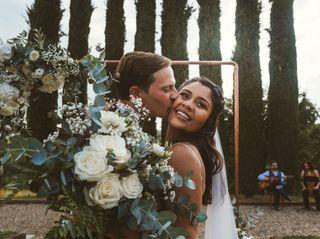 Le nozze di Camila e Rupert