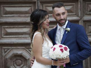 Le nozze di Serena e Matteo 1
