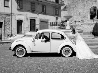 Le nozze di Lucia e Ivano