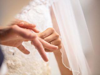 Le nozze di Claudio e Giulia 1