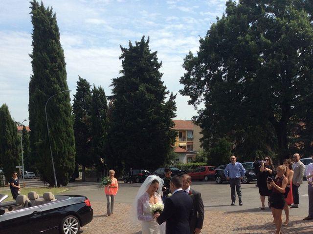 Il matrimonio di Fabio e Chiara a Zola Predosa, Bologna 4