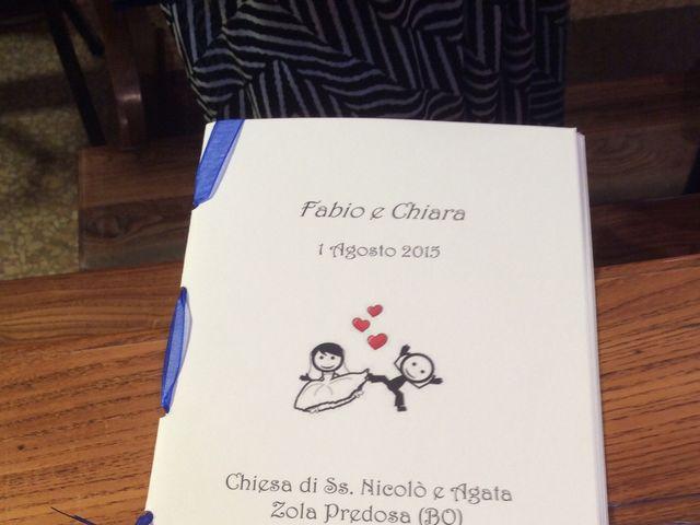 Il matrimonio di Fabio e Chiara a Zola Predosa, Bologna 5