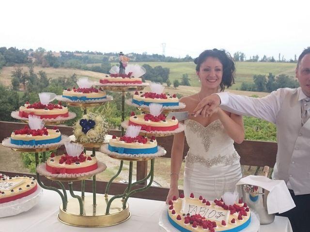 Il matrimonio di Fabio e Chiara a Zola Predosa, Bologna 13