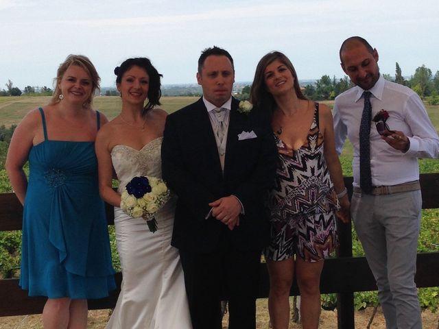 Il matrimonio di Fabio e Chiara a Zola Predosa, Bologna 14