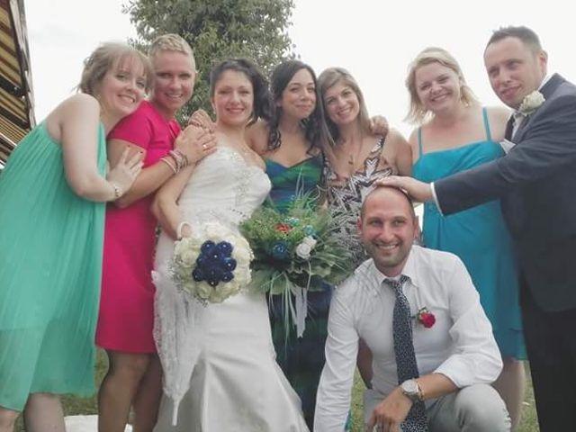 Il matrimonio di Fabio e Chiara a Zola Predosa, Bologna 2