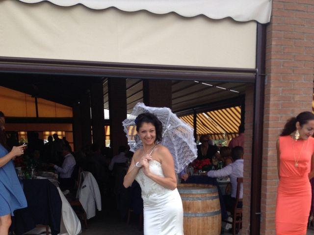 Il matrimonio di Fabio e Chiara a Zola Predosa, Bologna 17