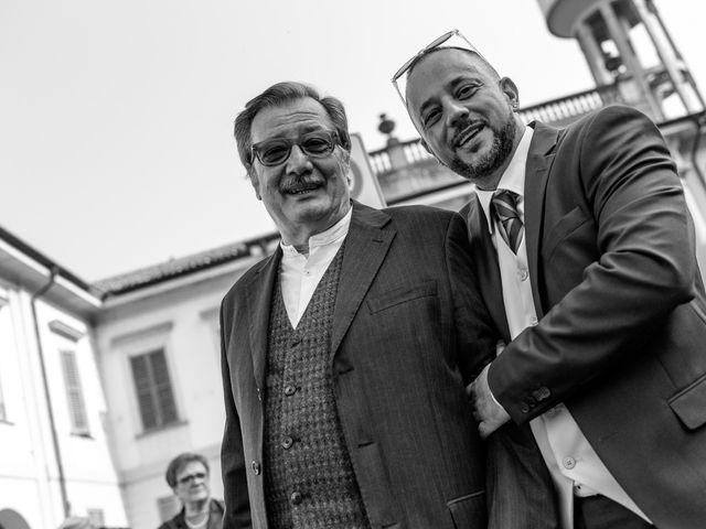 Il matrimonio di Fabio e Cristina a Robecco sul Naviglio, Milano 76