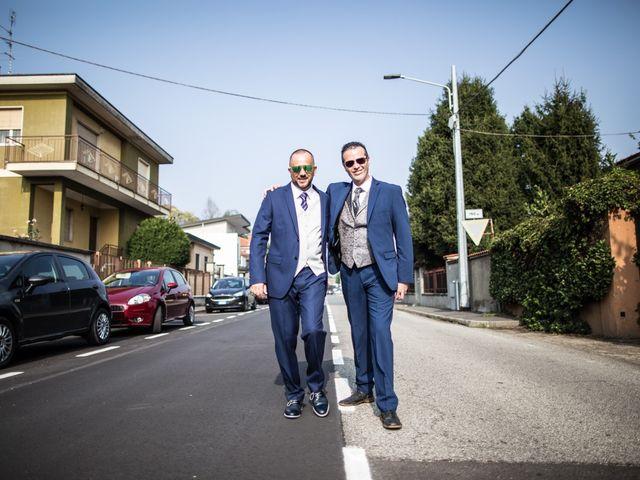 Il matrimonio di Fabio e Cristina a Robecco sul Naviglio, Milano 78