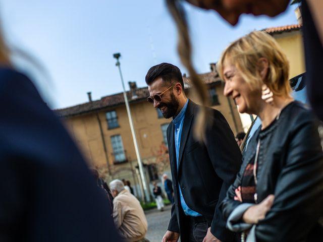 Il matrimonio di Fabio e Cristina a Robecco sul Naviglio, Milano 79
