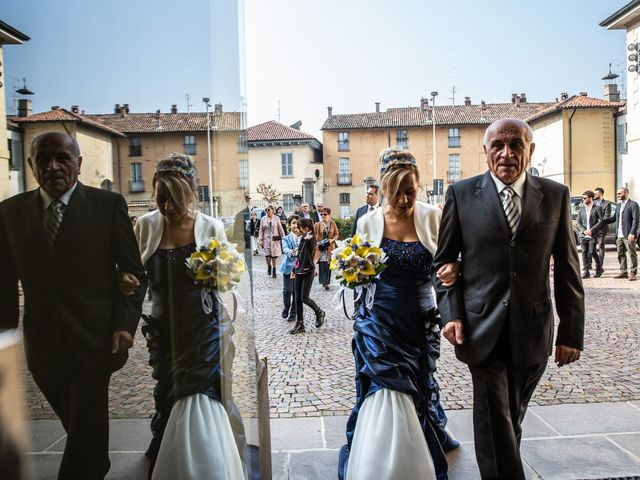 Il matrimonio di Fabio e Cristina a Robecco sul Naviglio, Milano 87