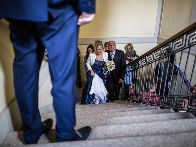 Il matrimonio di Fabio e Cristina a Robecco sul Naviglio, Milano 90