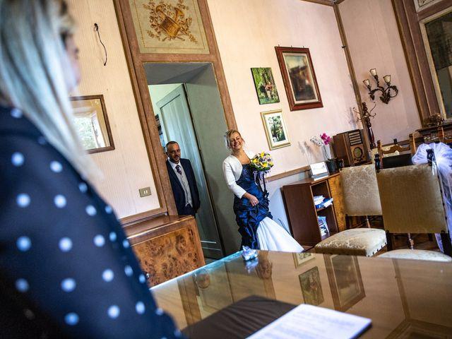 Il matrimonio di Fabio e Cristina a Robecco sul Naviglio, Milano 91