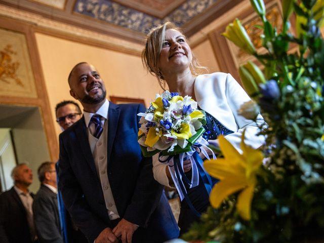 Il matrimonio di Fabio e Cristina a Robecco sul Naviglio, Milano 94