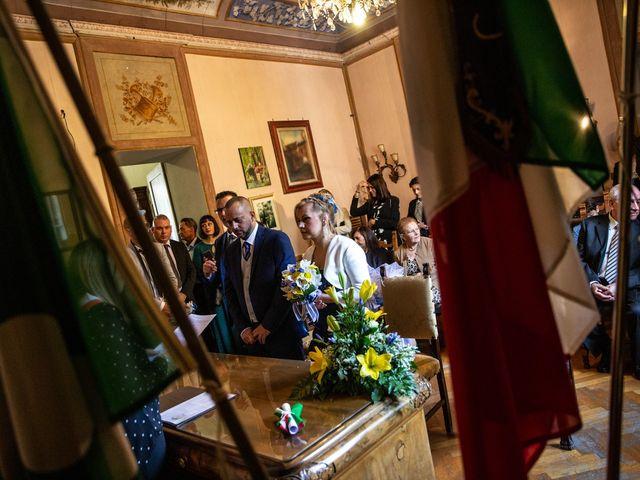 Il matrimonio di Fabio e Cristina a Robecco sul Naviglio, Milano 96