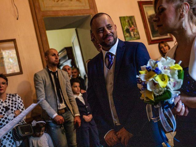 Il matrimonio di Fabio e Cristina a Robecco sul Naviglio, Milano 98